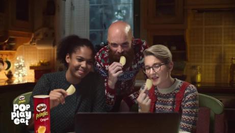 Pringles: Let's Celebrate: Charades Film by Grey London, HunkyDory
