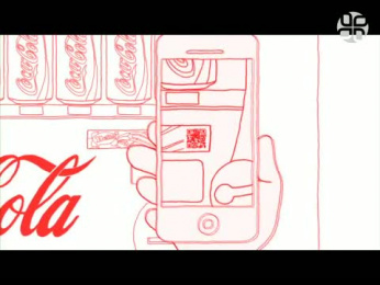 VENDING MACHINE: COCA-COLA'S HELLO Ambient Advert by Ogilvy & Mather Tokyo