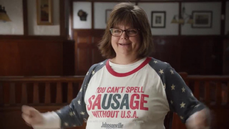 Johnsonville Sausage: American Commercial Ideas Made the Johnsonville Way Film by Droga5 New York
