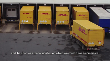 DHL: Thomann Background Story Film by 180 Amsterdam