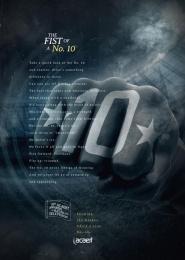 ACAERT: Fist Print Ad by Seven Comunicação Total