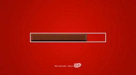 Kit-kat: Kit Kat, 3 Print Ad