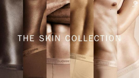 Bjorn Borg: The Skin Collection Digital Advert by Garbergs Annonsbyra