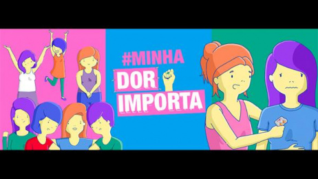 Buscofem: #MyPainMatters, 5 Digital Advert by Cappuccino São Paulo, Estudio Mol