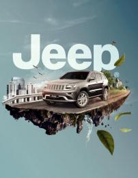 Jeep: Grand Cherokee Print Ad by Gitanos Studio