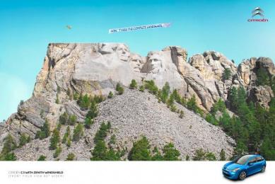 Citroen C3: C3 Zenith, 3 Print Ad by True Lima