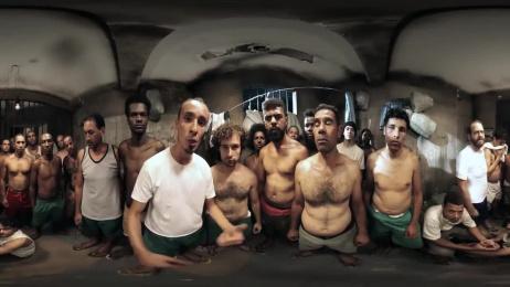 Rede de Justiça Criminal: Realidade Visceral 360° Digital Advert by J. Walter Thompson Sao Paulo, Vetor Zero/Lobo