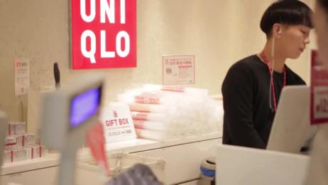 Uniqlo: Heat Tech Window Outdoor Advert by Cheil Seoul, Junpasang Production Seoul