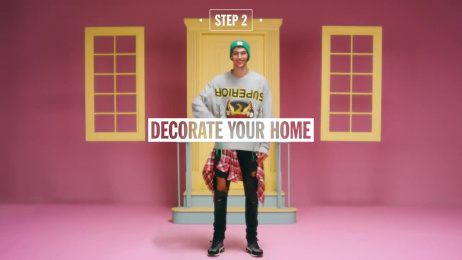Diesel: How To Decorate Your Home Film by Mercurio Cinematografica, Publicis Italy
