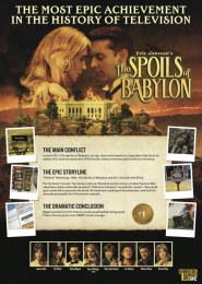 IFC NETWORK: IFC PRESENTS THE SPOILS OF BABYLON Case study by Fallon Minneapolis