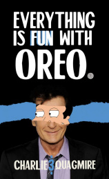 Oreo: Everything is fun with Oreo - Charlie Print Ad by Miami Ad School Buenos Aires
