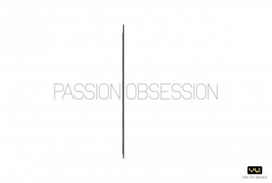 VU Tv: PASSION OBSESSION Print Ad by Publicis Ambience Mumbai