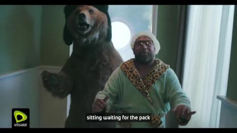 Etisalat: The Russian Bear Film by Impact BBDO Dubai