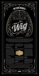 Grafa: Lessons In Riding - Wig Print Ad by McCann Erickson Kuala Lumpur