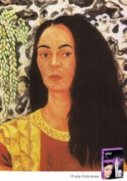 Braun: Frida, 2 Print Ad by Acc Granot Israel