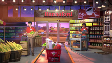 Hannaford's Homeruns: Greater Than Groceries, 1 Film by CHRLX, MMB
