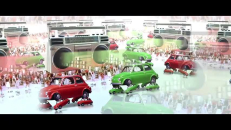 Fiat 500: Forever Young Film by Krow Communications