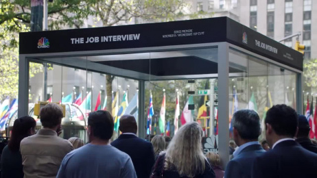 Cnbc: The Job Interview Ambient Advert by Droga5 New York