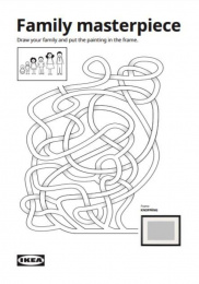"IKEA: IKEA ""Stay Home"" Catalog - Family Boredom Solutions, 12 Print Ad by McCann Tel Aviv"
