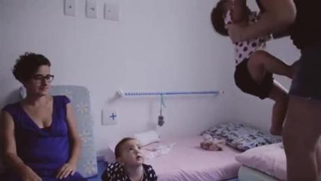Houaiss Dictionary: What Family Means Digital Advert by BR Cinema, NBS Dentsu Aegis Network Rio de Janeiro