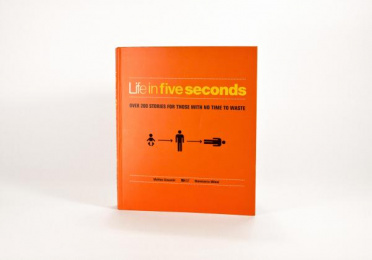 Quercus Books: Life in Five Seconds, 1 Design & Branding by H-57