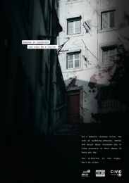 Apav (portuguese Association For Victim Support): Victims of Isolation, 1 Print Ad by Youngnetwork