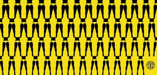 Gold's Gym: Female Legs Print Ad by RG Caracas