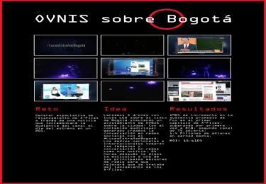 Fox: Campaña De Lanzamiento X-Files [image] Case study by Newlink Group Colombia