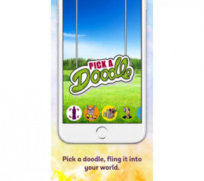 Ribena: Doodle Your World Digital Advert by J. Walter Thompson London