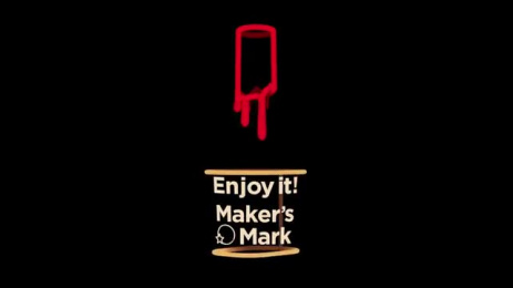 Maker's Mark: Display Movie - Flame Film by Hakuhodo Tokyo, SIX Tokyo, Tohokushinsha Film Corporation