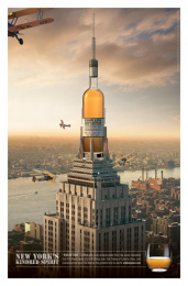 Widow Jane: Empire State Building Print Ad by Team collaboration