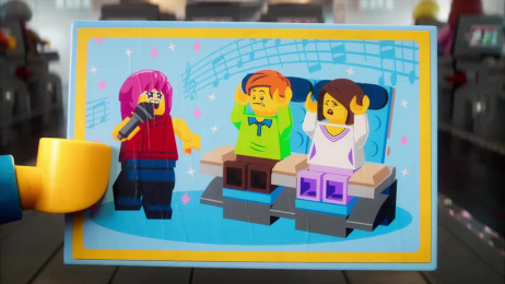 Turkish Airlines: Safety Video with The LEGO Movie Characters Film
