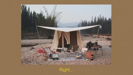 Krungsri First Choice: Tent Film by Factory 01 Co., Ltd, Initiative, The Leo Burnett Group Thailand