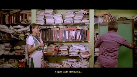 Neurobion Forte: Uma Venkatachalam Film by The Better India, WATConsult Mumbai