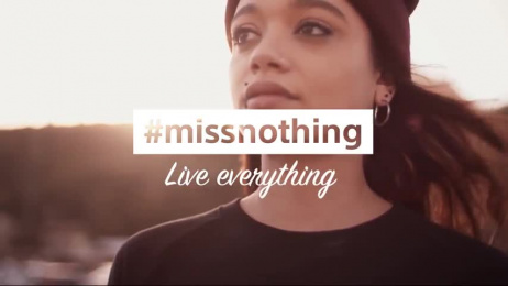 Sony Xperia: #Missnothing Film