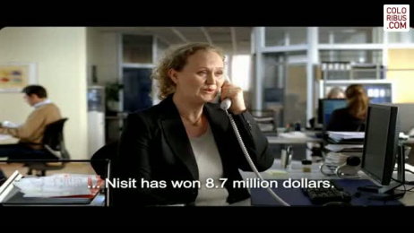 Lotto: TELEPHONE CALL Film by Try/Apt Oslo