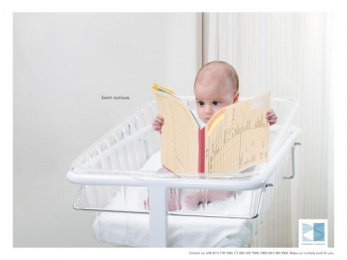 Research Surveys: BIRTHCHART Print Ad by King James