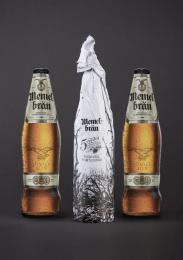 Svyturys: MEMEL BRAU WRAP Design & Branding by Not Perfect | Y&R Vilnius