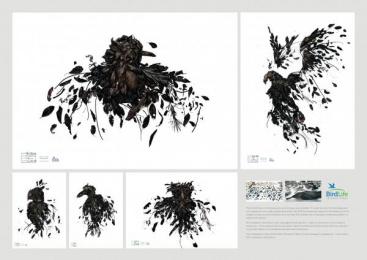 BirdLife: Burnt [video] Outdoor Advert by Nemesis Pictures, Saatchi & Saatchi Singapore