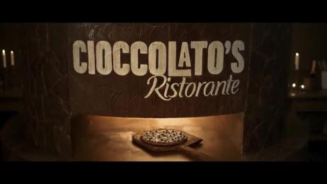Ristorante: A Chocolate Oven Baking a Ristorante Cioccolato Pizza! Film by John St, Heyd & Seek