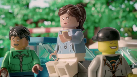 Lego Movie: Lego stop motion commercial for Confused.com Film by TILT Design