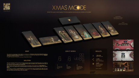 SHACKLETON: Xmas Mode Digital Advert by Shackleton Spain