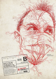 Blood Equality: Blood Vessels - Lukus Print Ad by FCB Health