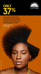 World Afro Day: Change the Facts, Not the Fro, 3 Print Ad by Ogilvy & Mather London, Ogilvy & Mather Singapore