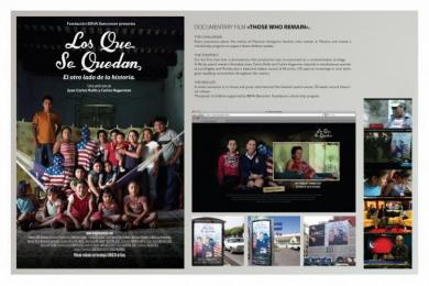 Bancomer: THOSE WHO REMAIN Promo / PR Ad by Vale Euro Rscg Mexico