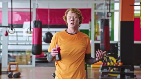 Glaceau: The Sorta-Fit Spokesguy - Sorta-Fit Film by Zambezi