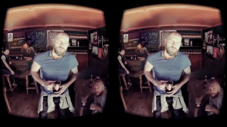 Old Irish: 100% real virtual reality Film by Leavingstone Tbilisi