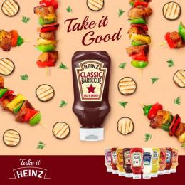 Heinz: BBQ Print Ad by DUDE Milan