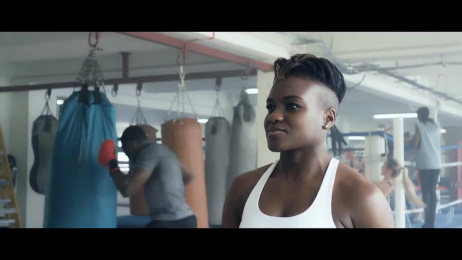 E45: Straight Up Skincare with Nicola Adams Film by Havas Worldwide London, Knucklehead