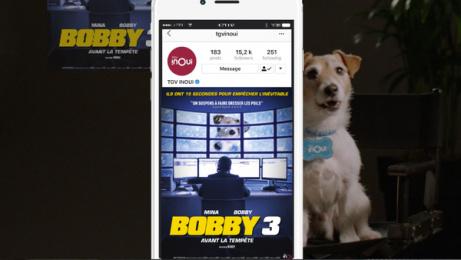 Tgv: #Where'sBobby ?, 2 Print Ad by Proximity Paris